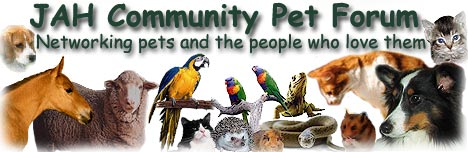 JAH Community Pet Forum Jennings LA